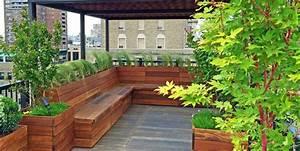 Roof Garden Ideas - yonohomedesign com