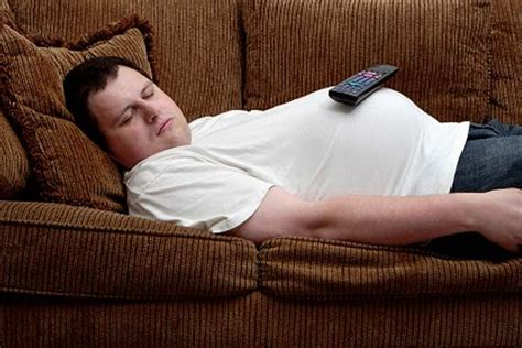 The Rise Of The Couch Potato Athlete Scientists Develop