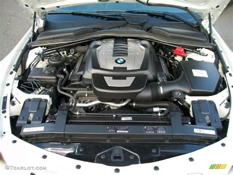 Bmw 650i Engine by 2008 Bmw 6 Series 650i Coupe 4 8 Liter Dohc 32 Valve Vvt