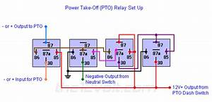 Wiring Diagram For 12 Volt Relay