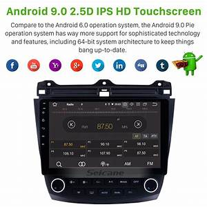 Android 9 0 Radio Gps Navigation System For 2003 2004 2005