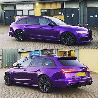 Rs6 Purple Prestige Graphics