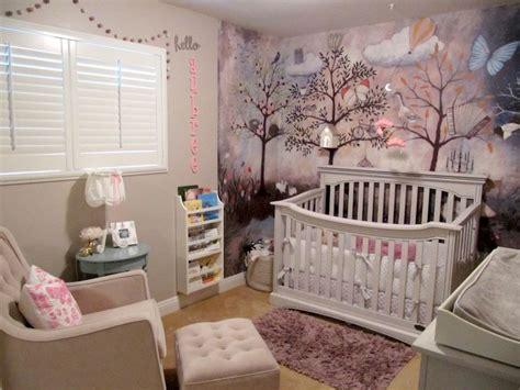 Kinderzimmer Deko Pink by Wald Kinderzimmer Dekoration Baby Grau M 228 Dchen