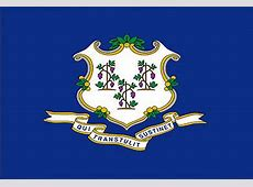 Connecticut Flag Flag Of Connecticut State