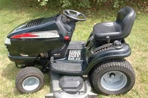 Craftsman Gs 6500 Hydrostatic Riding Mower W  54 U0026quot  Cutting