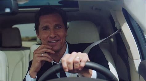 New Lincoln Car Commercial by Lincoln Brings Back Mcconaughey For New Mkx Ads