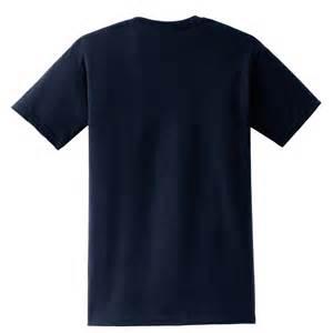 Navy Blue Gildan Shirt