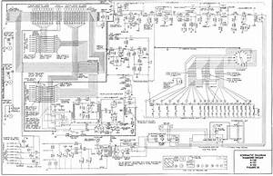 Hammond A-100 Percussion Problem