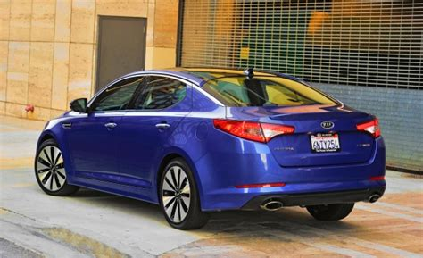 2014 Kia Optima Sxl Turbo Specs by 2011 Kia Optima Sx Turbo Specs Pics Prices And Reviews