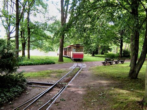Britzer Garten In Berlinbritz, Sommer 2007, Mit Blick Auf
