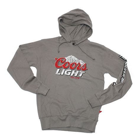Coors Light Sweatshirt by Beer Apparel Amp Brewery T Shirts Sportiqe Apparel