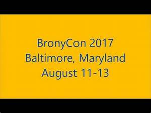 BronyCon 2017: Bride/Daughter of Discord & PMV Panel - YouTube