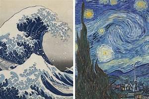 Vangogh Inspired By Hokusai U2019 Art Muss