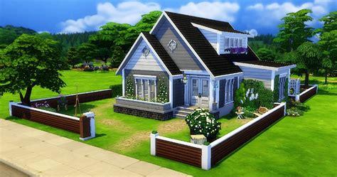 chambre avec salle de bain sims 4 maison construction build house