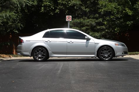 07 Acura Tl For Sale by Sold 2007 Acura Tl Type S Auto Asm Silver Michigan