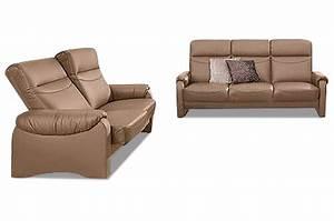 3er Und 2er Sofa : sit more garnitur 3er 2er omega mit bett und sitzverstellung sofas zum halben preis ~ Bigdaddyawards.com Haus und Dekorationen