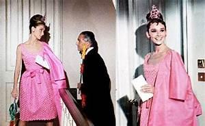 Audrey Hepburn's Little Pink Dress | Classic Style Icons ...