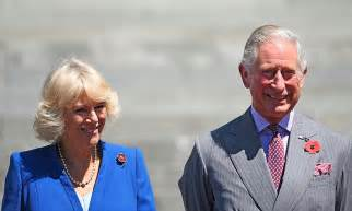 Prince Charles' wife Camilla poses in jeans for 70th ...