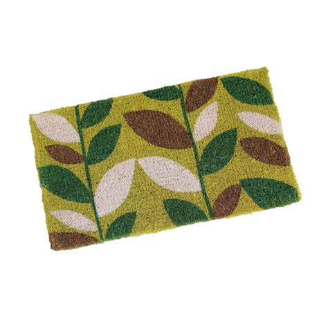 Indoor Doormat by Novelty Coir Door Mat Indoor Outdoor Entrance