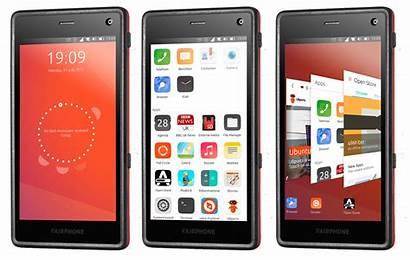 Linux Smartphone Ubuntu Running Everything Fairphone Need