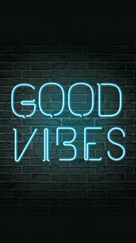 Vibes Neon Wallpaper by The 21 Best Only Vibes Images On