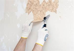Remove Wallpaper without Damaging Walls