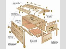 Steamer trunk plans PDF