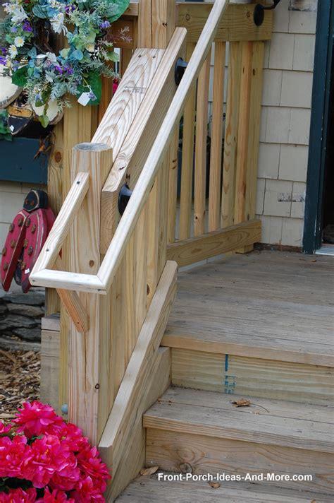 stair hand rails  porches  decks