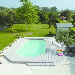 Bois Pour Terrasse Extérieure : lames pour terrasse ext rieure en bois composite ~ Dailycaller-alerts.com Idées de Décoration