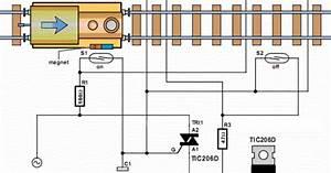 Various Diagram  Power Flip Flop Using A Triac Wiring