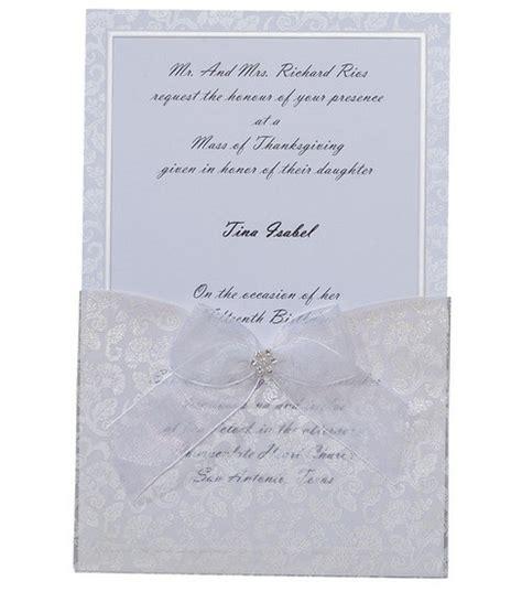 Www Wiltonprint Templates by Wilton 174 25 Ct Happy Day Invitation Kit Jo