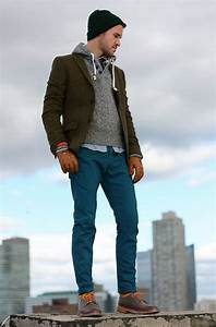 Casual Layering For Winter   Mens Fashion Magazine