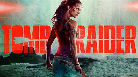 Wallpaper Tomb Raider, Alicia Vikander, Lara Croft, 2018