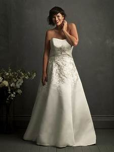 ivory strapless scoop unique ball gowns plus size wedding With unique plus size wedding dresses