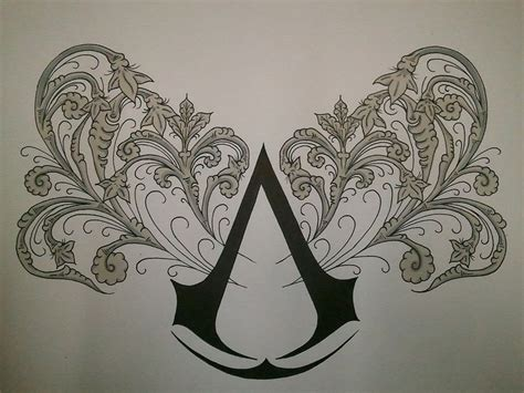 26 Best Images About Assassins Creed Tattoo Ideas On