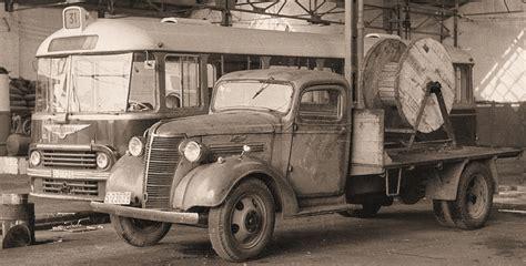 chevrolet historia de los camiones