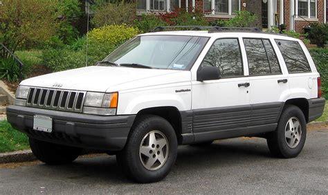Jeep Grand Cherokee (zj) Wikipedia