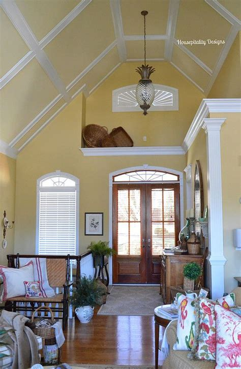 styled   foot high ledge easy home decor home