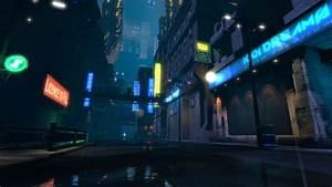 Stark Contrasts: Dreamfall Chapters' Cyberpunk City | Rock ...