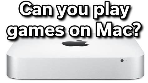play games mac