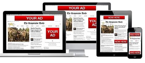 mobile marketing websites improve mobile ad impact with responsive design
