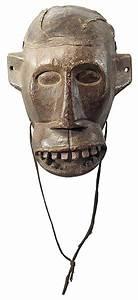 Nginda Mask 1  Sudan