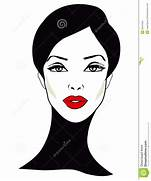 Beauty Face Clipart Clip Art Beautiful Face  Beautiful Lady Face Clip Art