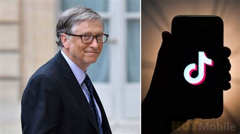 Bill Gates made a statement about TikTok: Bill Gates makes ...