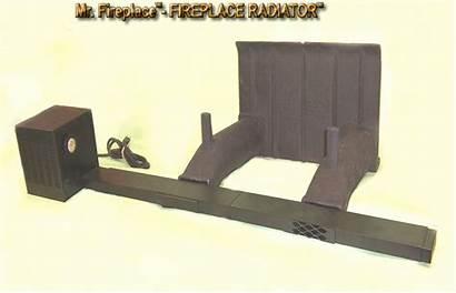 Fireplace Blower Heat Exchanger Heater Grate Mr