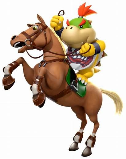 Pokemon Mario Tundra Crown Legendary Riding Bowser