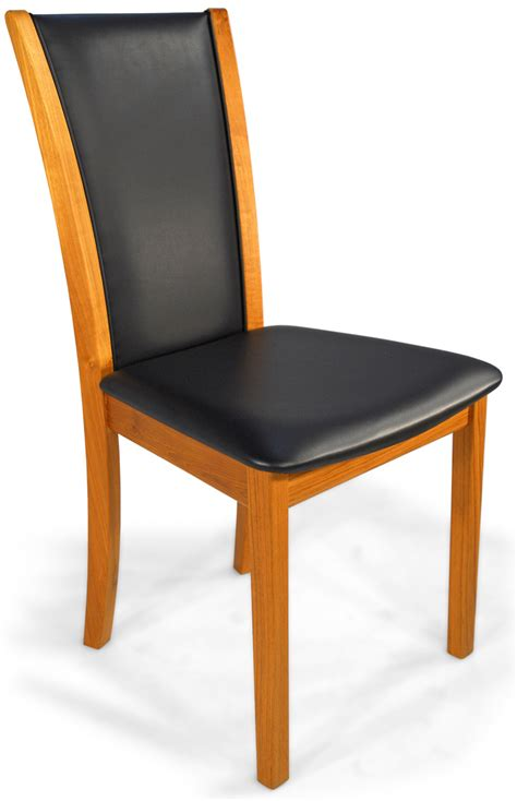 leather dining chair scan design furniture