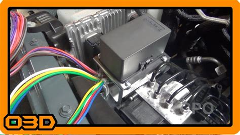 waterproof fuse relay box wfrb install  review youtube