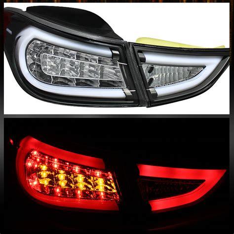 2011 2013 Hyundai Elantra Fiber Optic Style Led Tail