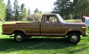 Sell New 1978 Ford F